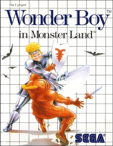 Wonder Boy in Monsterland - Segas Master-System-Klassiker im VC-Shop
