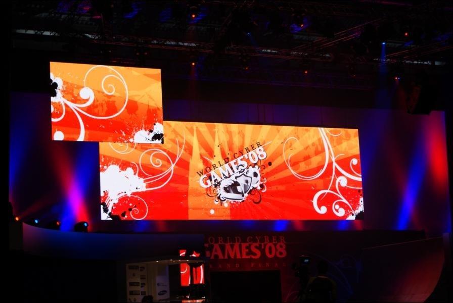 World Cyber Games 2008 - Die ersten Finals