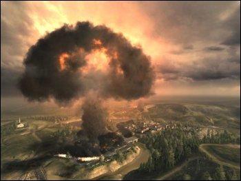 World in Conflict - Bilder und Trailer zeigen Bombenstimmung