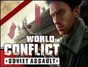 World in Conflict: Soviet Assault - Erster Trailer im Netz [UPDATE]
