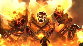 World of Warcraft - 4.2-Intro: Rage of the Firelands