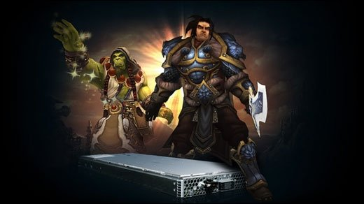 World of Warcraft - Blizzard versteigert WoW-Server für Charity
