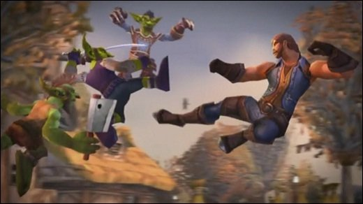 World of Warcraft - Chuck Norris im Video