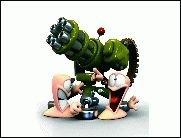 Worms 4 für PS2 angekündigt - Worms 4 für PS2 und PC angekündigt