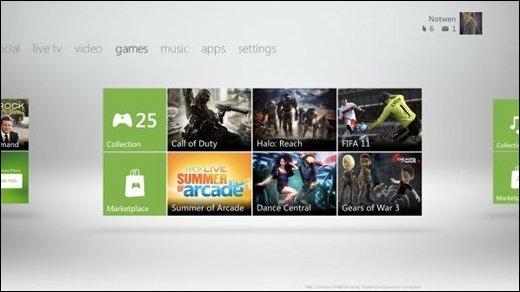 Xbox 360 - YouTube und Co. ab sofort verfügbar