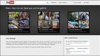 YouTube Slam - Google lässt Videos gegeneinander antreten