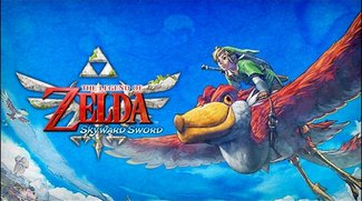 Zelda: Skyward Sword Test - Link in the Sky with Diamonds