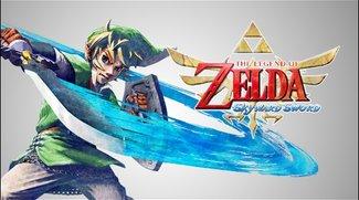 Zelda: Skyward Sword Vorschau - Wind Waker trifft auf Twilight Princess
