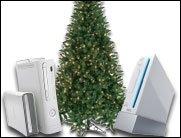Zocken unterm Weihnachtsbaum