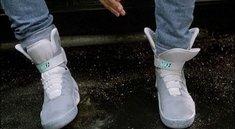 Zurück in die Zukunft - Nike bringt McFlys Turnschuhe auf den Markt!