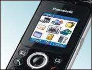 Zwei neue Handys von Panasonic