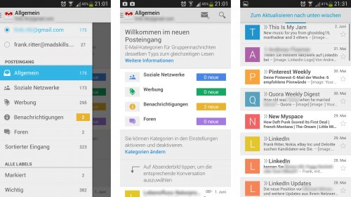 gmail-google-mail-app-4-5-screenshots