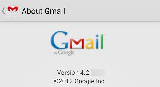Gmail: App in Android 4.2 mit Pinch-to-Zoom & Wischgesten [Video]