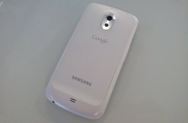 Galaxy Nexus in Weiß: Echte Fotos aufgetaucht