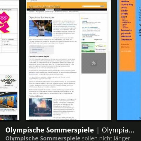 Google Instant Previews jetzt auch auf Android