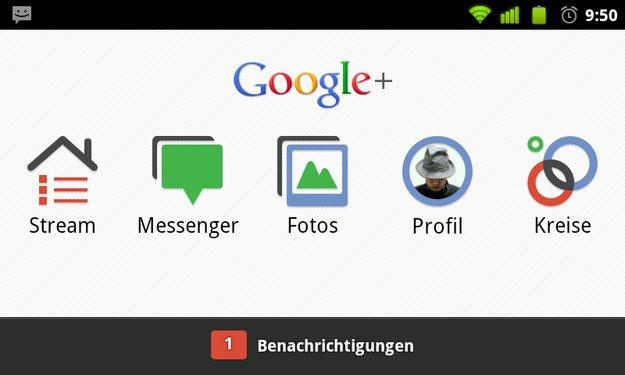 Google+ öffentlich und mit großem Update für Web- und Android-Anwendung