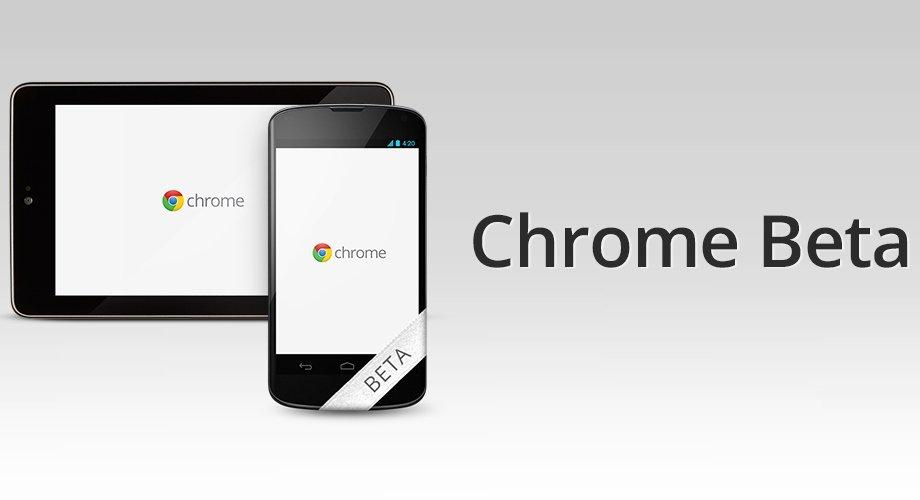 Chrome für Android: Eigener Beta-Channel zum Test neuer Features