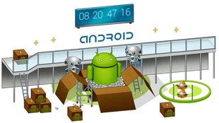 Google: Android-Countdown zum Mobile World Congress