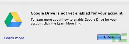 Google Drive: Start nächste Woche mit 5 GB Cloud-Speicher?