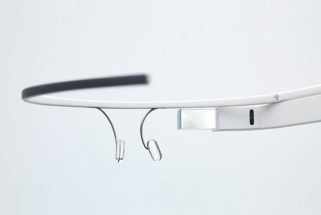 Google Glass: Ingress und andere native Android-Apps laufen auf der Datenbrille