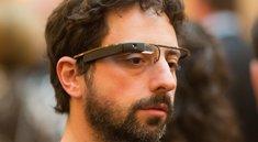 Google Glass: Sergey Brin mit Google-Brille in New Yorker U-Bahn gesehen