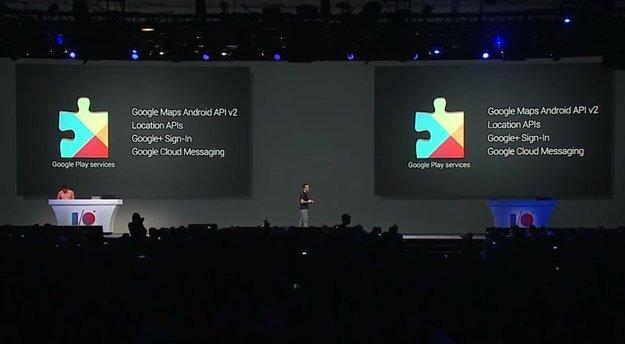Google I/O 2013: Neue APIs für bessere Android-Apps, mehr Optionen für die Entwicklerkonsole