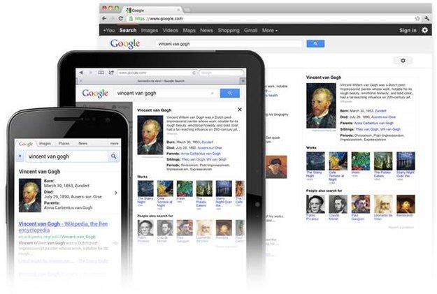 Knowledge Vault: Google strukturiert Wissen künftig automatisch