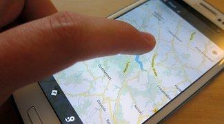 Google Maps: Rein- und Rauszoomen per Einfingergeste - so geht's [Kurztipp]