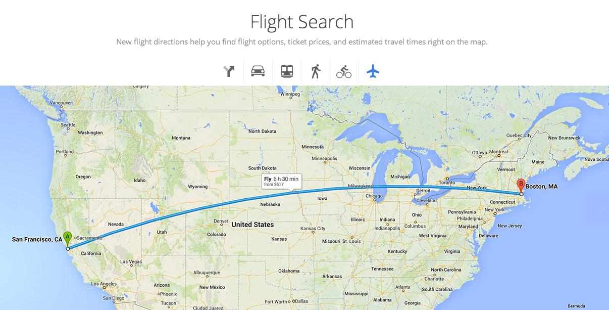 Google Maps: Neues Layout kurzzeitig geleakt – GIGA