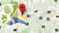 Google Maps: Version 7.3 mit kompakteren Karten und besseren Benachrichtigungen [APK-Download]