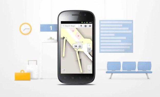 Google Maps Indoors: IKEA und Flughäfen jetzt mit Innenraum-Plänen