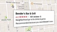 Google Maps: App-Update mit Gmail-Integration veröffentlicht [APK-Download]