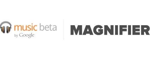 Magnifier Blog: Musiktipps von Google per Klick in Google Music übertragen