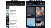 Google Play Music+: Musik-App mit modifiziertem Design, mehr Features