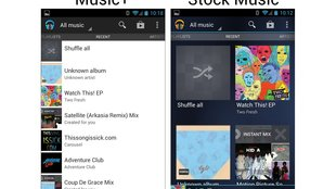 Google Play Music+: Musik-App mit modifiziertem Design, mehr Features