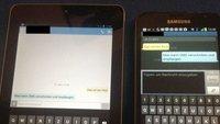Nexus 7 3G: SMS und WLAN-Tethering auf dem UMTS-Tablet nutzbar