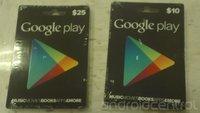 Google Play Store: Hilfeseite zu Gutscheinkarten aufgetaucht