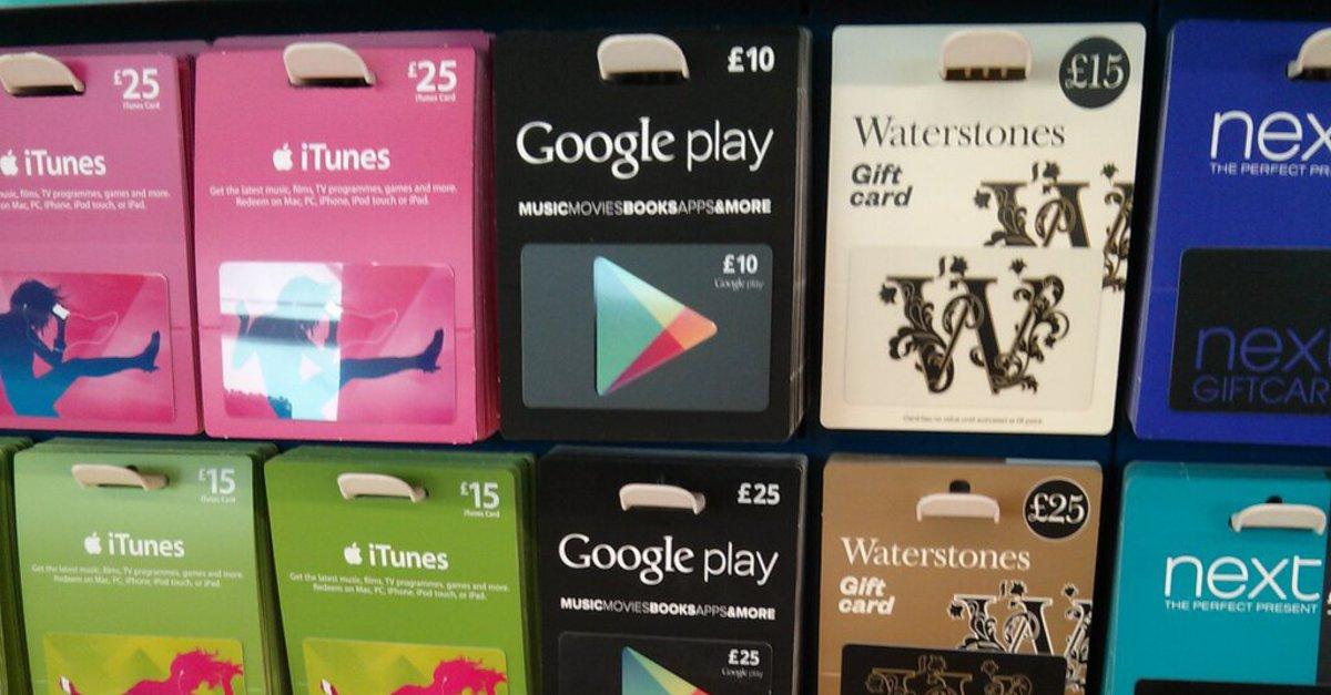google play store guthabenkarten noch im juli in deutschland verf gbar giga. Black Bedroom Furniture Sets. Home Design Ideas