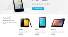 Google: Hardware auch zukünftig im Play Store, keine Ladengeschäfte