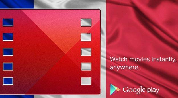 Google Play Movies: In Frankreich gestartet, folgen weitere Länder?