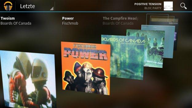 Google Music: Music-Match-Funktion online, beschleunigt MP3-Uploads