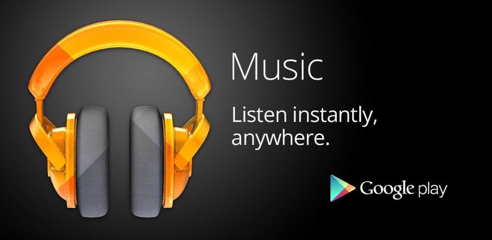 Google Play Music: Start in Deutschland und App-Update