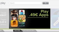 Google Play Store: Neue App-Angebote für 0,49 Euro