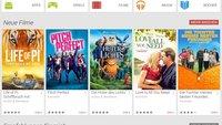 Google Play Store: Android-Designer erklärt neues Flat-Design