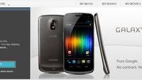 Galaxy Nexus: In den USA im Play Store erhältlich