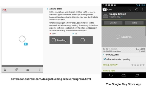 google-play-store design guidelines