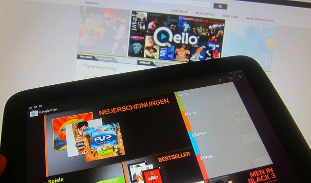 Play Store-Entdeckungen: App-Reviews mit Google+-Account verfassen und mehr