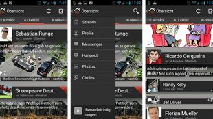 Google+: App nach Update furchtbar, alte Version als APK-Download