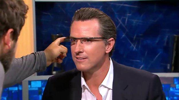 Project Glass: Demonstration in Talkshow, Marktreife erst 2013