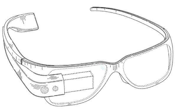 Google Project Glass: Hardware patentiert – UI noch in Arbeit